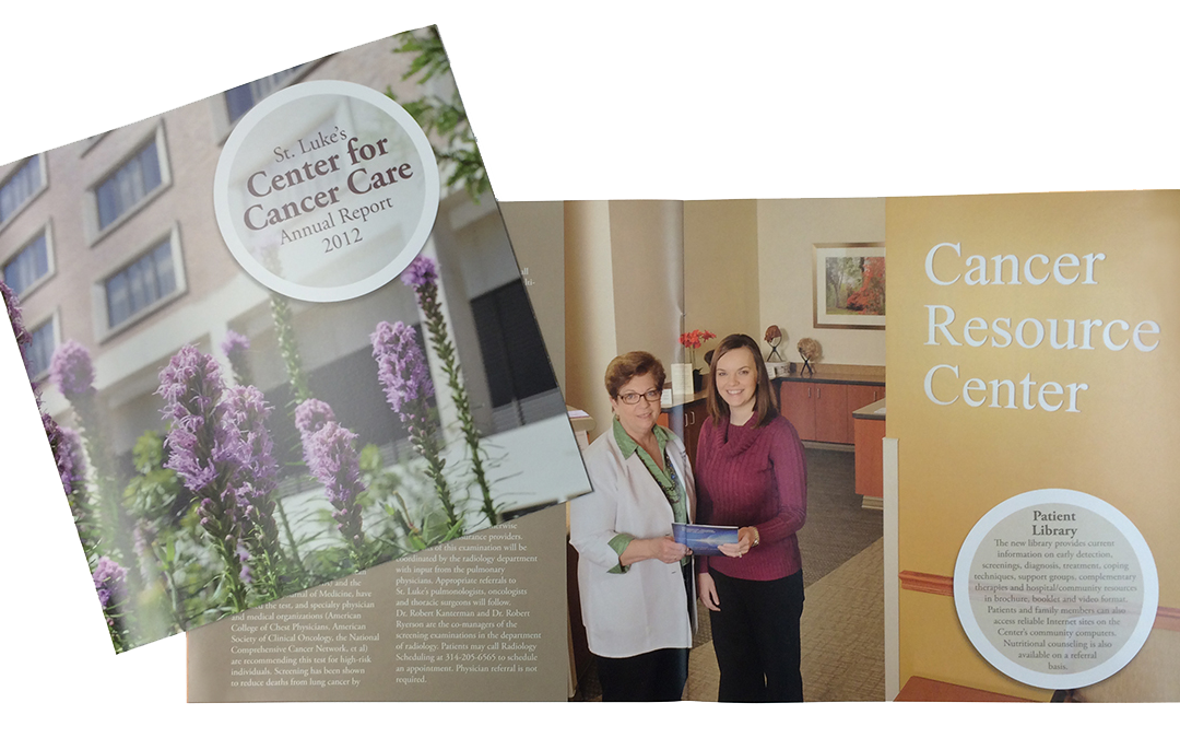 cancer center annual report 2012